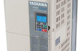 Yaskawa U1000 iQpump drive