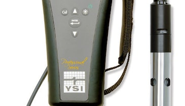 WEFTEC Spotlight: YSI Introduces Hand-held DO Meter and Portable Sampler Series