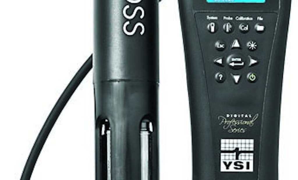 YSI Offers A Hand-Held Multiparameter Instrument For Spot Sampling And Profiling Of Waters