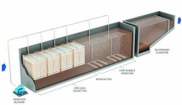ZeeLung Provides Energy Efficient Fine-Bubble Aeration